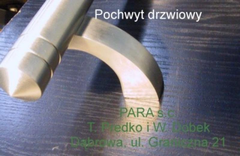 pochwyt 006 detaljpg - Akcesoria ze stali nierdzewnej