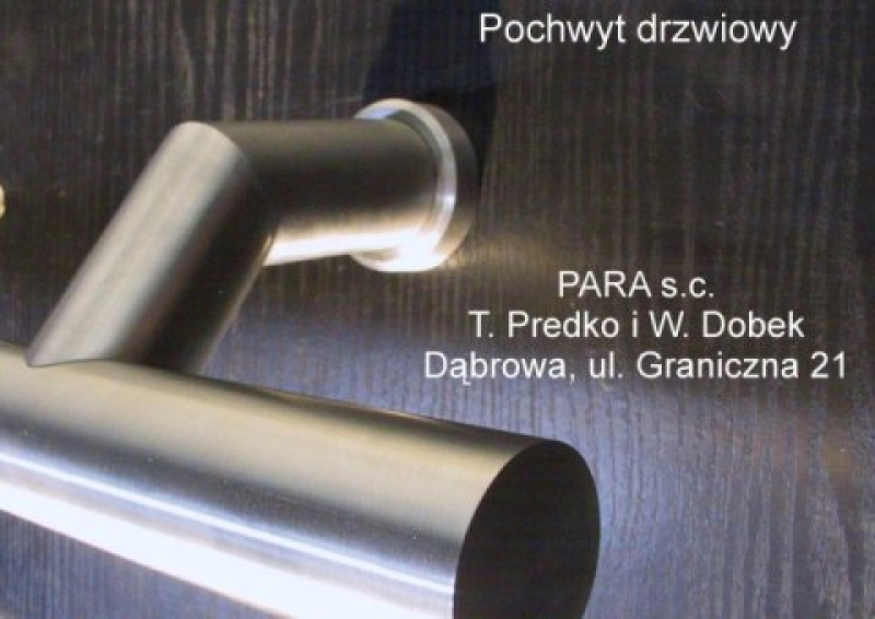 pochwyt 011 detaljpg - Akcesoria ze stali nierdzewnej
